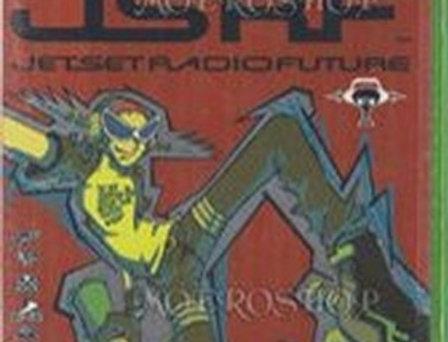 JSRF Jet Set Radio Future