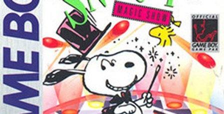 Snoopy Magic Show