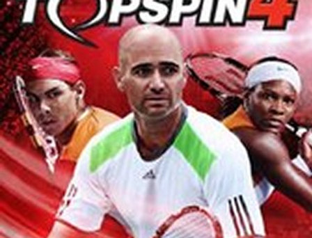 Top Spin 4 -Xbox 360