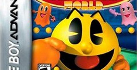 Pac-Man World -Game Boy Advance