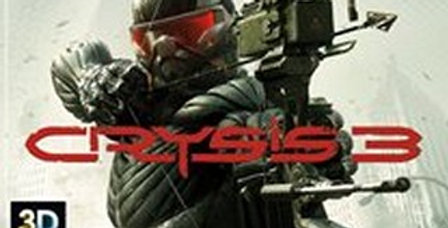 Crysis 3 Hunter Edition -PlayStation 3