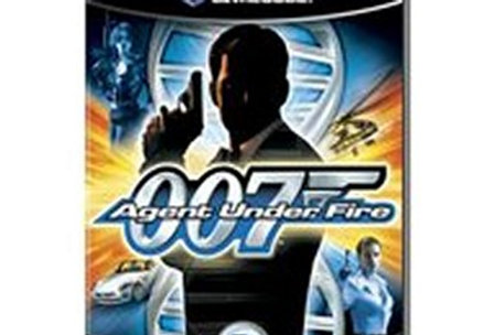 007 Agent Under Fire -Nintendo Gamecube
