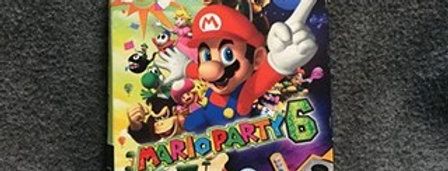 Mario Party 6 w/ Microphone