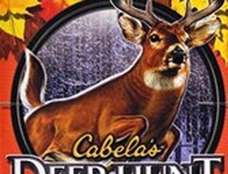 Cabela's Deer Hunt 2005 -PlayStation 2