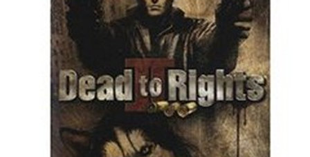 Dead to Rights II -PlayStation 2