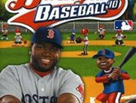 Backyard Baseball '10 -PlayStation 2