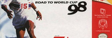 FIFA Road to World Cup 98 -Nintendo 64