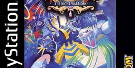 Darkstalkers The Night Warriors