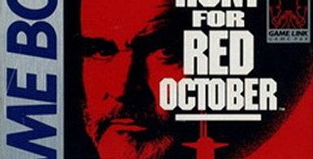 Hunt for Red October -Game Boy