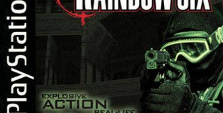 Tom Clancy's Rainbow Six -PlayStation 1