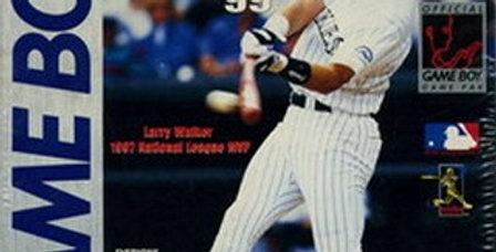 All-Star Baseball 99 -Game Boy