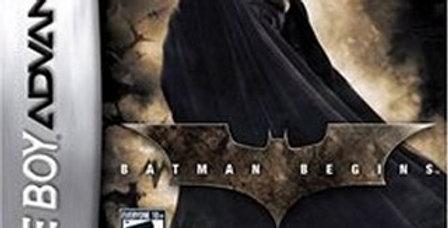 Batman Begins -Game Boy Advance