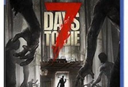 7 Days to Die -PlayStation 4