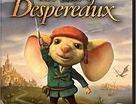 Tale of Despereaux, The -PlayStation 2