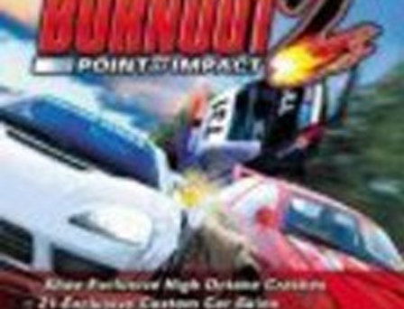 Burnout 2 Point of Impact -Xbox