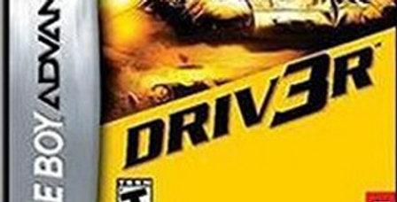 Driv3r Driver 3 -Game Boy Advance