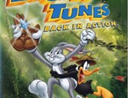 Looney Tunes Back in Action -PlayStation 2