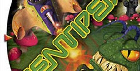 Centipede -Sega Dreamcast