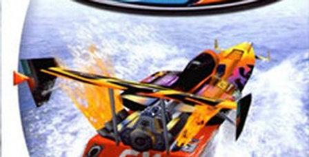 Hydro Thunder -Sega Dreamcast