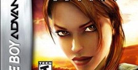 Tomb Raider Legend -Game Boy Advance