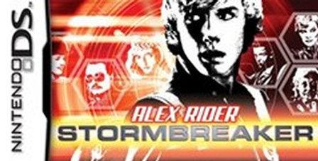 Alex Rider Stormbreaker -Nintendo DS