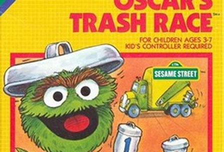 Oscar's Trash Race