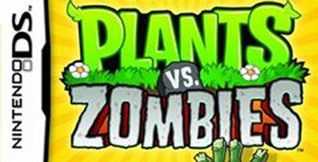 Plants vs. Zombies -Nintendo DS
