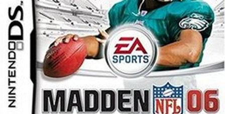Madden 2006 -Nintendo DS