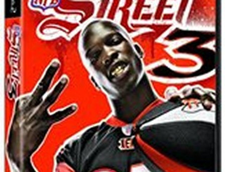NFL Street 3 -PlayStation 2