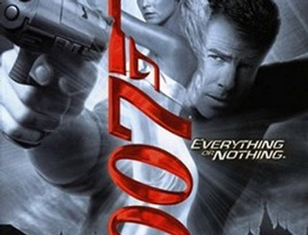 007 Everything or Nothing -PlayStation 2