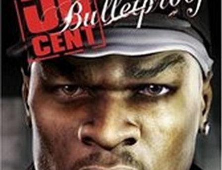 50 Cent Bulletproof -PlayStation 2
