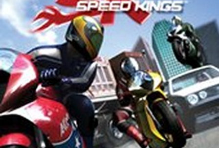 Speed Kings -Nintendo Gamecube