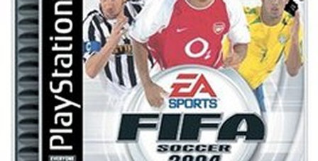 FIFA 2004 -PlayStation 1