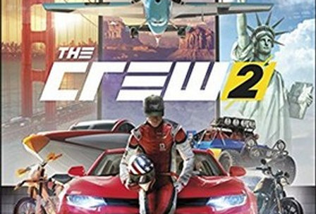 Crew 2, the -PlayStation 4