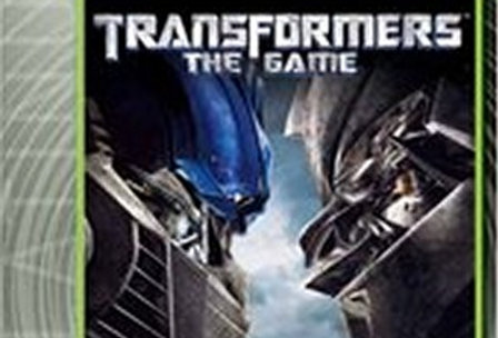 Transformers the Game -Xbox 360