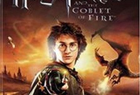 Harry Potter Goblet of Fire -PlayStation 2