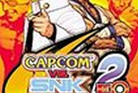 Capcom vs SNK 2 -Nintendo Gamecube