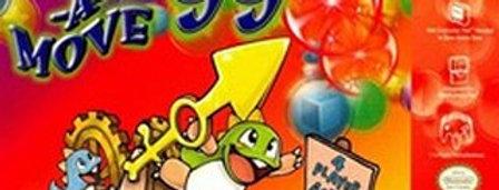 Bust-A-Move 99 -Nintendo 64