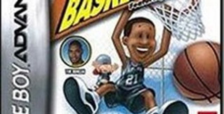 Backyard Basketball -Game Boy Advance