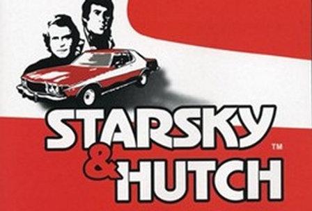 Starsky and Hutch -Nintendo Gamecube