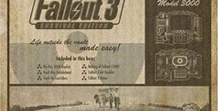 Fallout 3 Survival Edition -Xbox 360