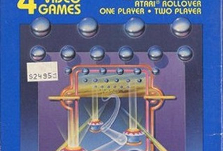 Pinball -Atari 2600