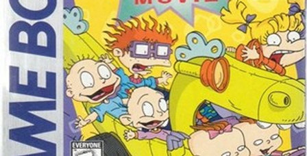 The Rugrats Movie (Original Gameboy)