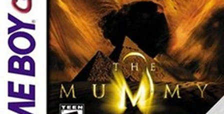 Mummy, The -Game Boy Color