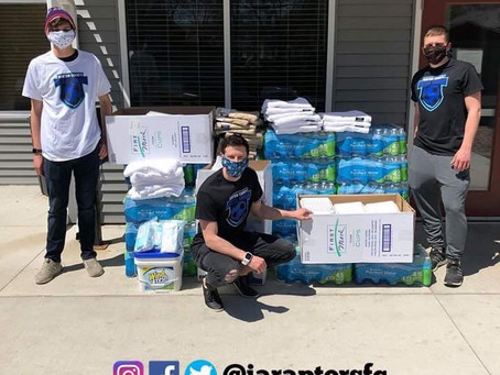Raptors FC and Cancun Mexican Bar & Grill Team Up To Help Willis Dady Homeless Shelter