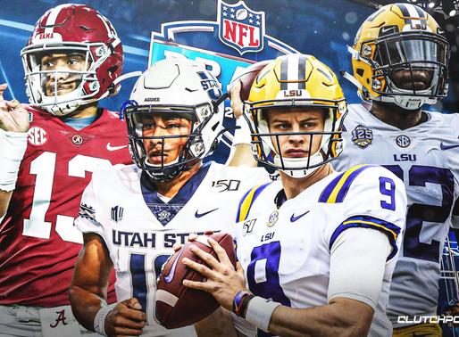 NFL 2020 - Divisões Times e Previsões (parte II)