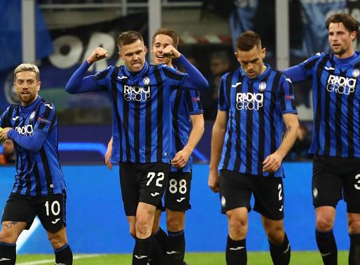 Midtjylland x Atalanta