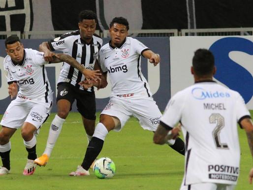 Corinthians x Atlético MG
