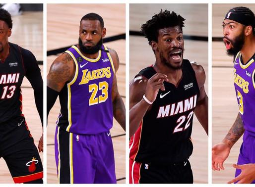 Destaques da Final da NBA -  2019 / 2020