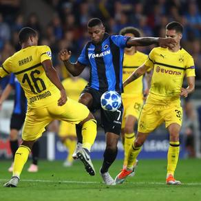 Club Brugge x Borussia Dortmund